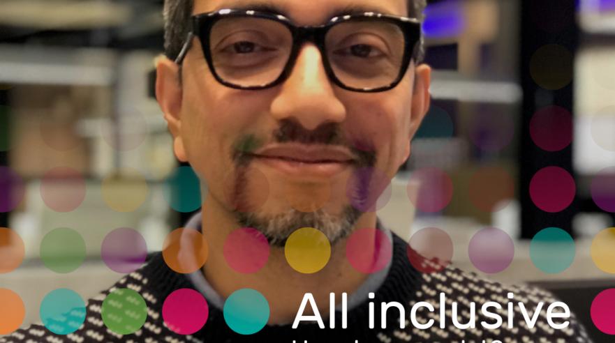 Podcast inclusieve media Reza Kartosen-Wong uitgelicht