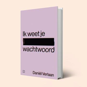 afbeelding boek Ik weet je wachtwoord
