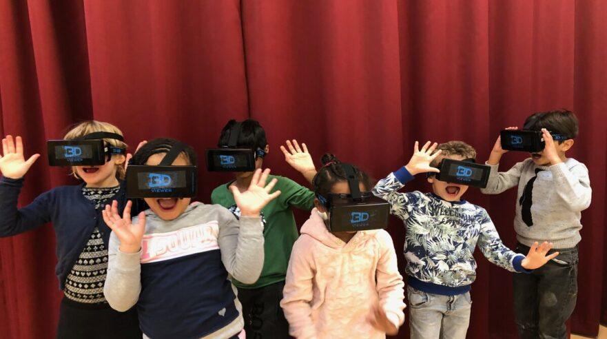 afbeelding bij artikel De Blauwe Lijn koploper op het gebied van digitale geletterdheid