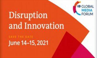 Afbeelding bij Global Media Forum 2021