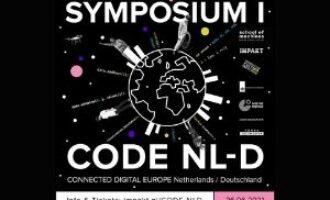 IMPAKT poster event CODE NL-D SYMPOSIUM I