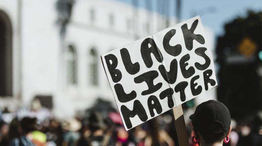 protesten Black Lives Matter
